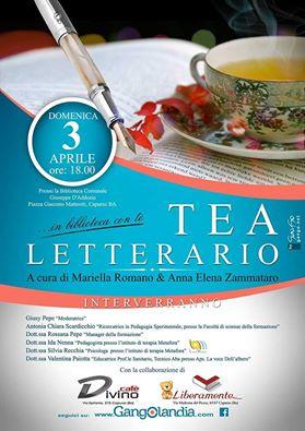 Tea Letterario
