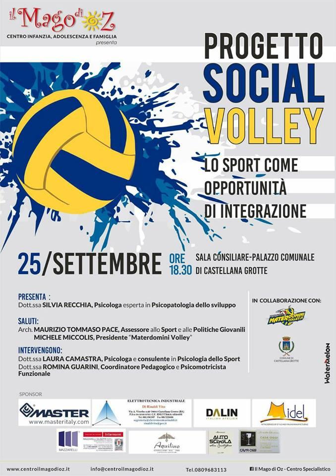 Progetto Social Volley