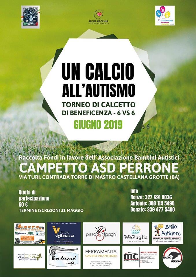 Un Calcio all'Autismo
